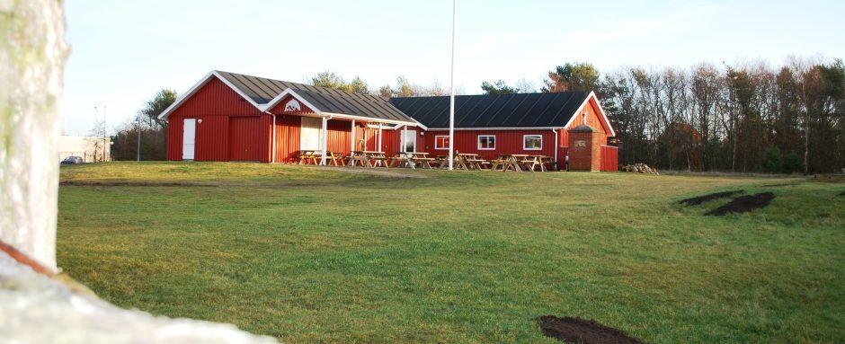 Varde Sportsfiskerforenings Klubhus
