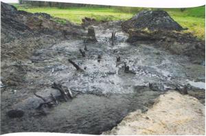 Billeder fra artikel om Hessel Bro 1340 (2)