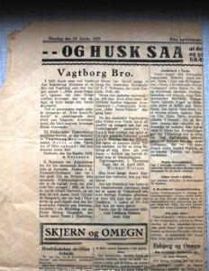 Vagtborg Bro (2) Avis 1935