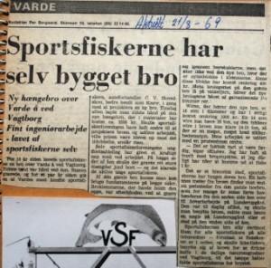 Vagtborg Bro (7) Ny bro 1969