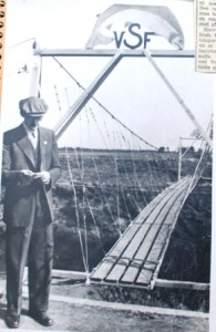 Vagtborg Bro (8a) 1969 Formand Kr. Møller Christensen–Ølgod